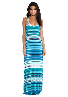 Rachel Pally Murphy Maxi Dress in Blue