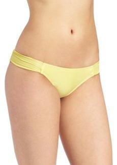Ella Moss Women's Tab Side Solid Pant