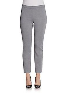 St. John Slim Alexa Knit Pants