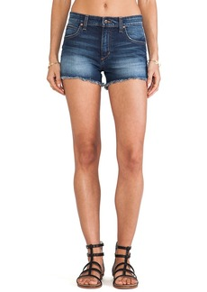 Joe's Jeans High Rise Cut Off Short in Briella