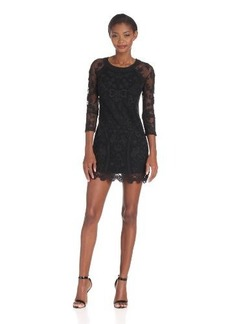 Juicy Couture Women's Lace Dress