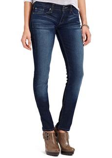 Levi's® Juniors' 524 Skinny Jeans, Indigo Desert Wash