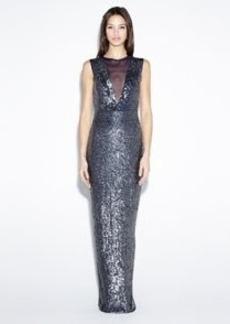 Daphne Sequin Gown