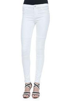 J Brand Jeans Nicola Skinny Motorcycle Jeans