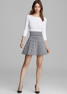 GUESS Dress - Stripe Flare