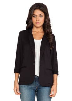 Soft Joie Trevor Blazer in Black