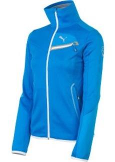 Puma Ecosphere Full-Zip Fleece Jacket - Women's