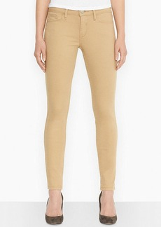 Levi's® Juniors' 535 Leggings, Khaki Wash