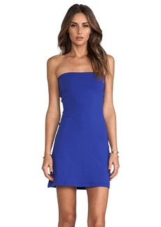 Susana Monaco Tube Dress in Royal