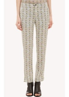 Rag & Bone Abstract-Print Stanley Trousers