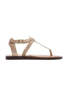 Dolce Vita Fabia Sandal in Metallic Gold