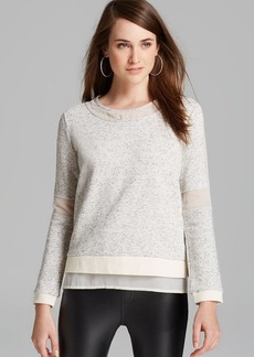 FRENCH CONNECTION Sweatshirt - Speckled