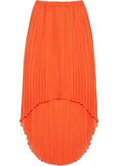 MICHAEL Michael Kors Pleated chiffon skirt