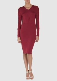 CALVIN KLEIN COLLECTION - 3/4 length dress