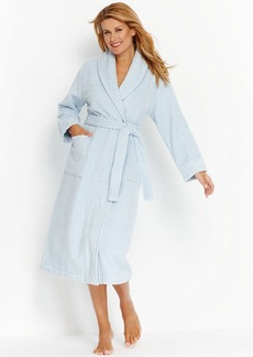 Charter Club Long Luxe Terry Spa Robe