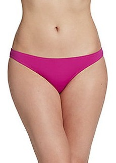 Cosabella Swim Solid Low-Rider Bikini Bottom