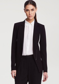 Kenneth Cole New York Ania Contrast Soft Jacket