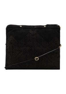 Twelfth Street By Cynthia Vincent Cynthia Vincent Bankers Clutch in Black