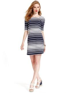 Tommy Hilfiger Striped Knit Dress