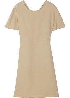 Valentino Silk-crepe dress