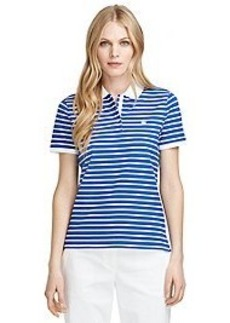 Golden Fleece® Performance Classic Fit Stripe Polo