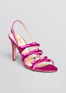 kate spade new york Open Toe Evening Sandals - Sally High Heel