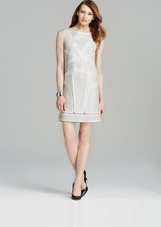 Elie Tahari Mulberry Dress - 40th Anniversary Collection