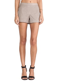 Trina Turk Kristoph Shorts in Taupe