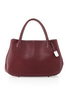 Furla New Giselle Large Tote Bag, Burgundy