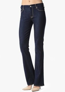 The Skinny Bootcut in Ink Rinse