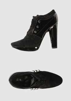 CALVIN KLEIN COLLECTION - Laced shoes