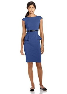 XOXO Juniors Night Out Peplum Dress