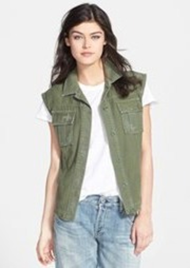 Citizens of Humanity 'Scout' Twill Vest