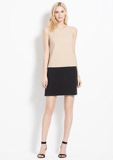 Petite Colorblock Shift Dress
