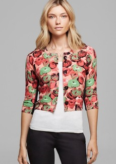 Tracy Reese Cardigan - Printed