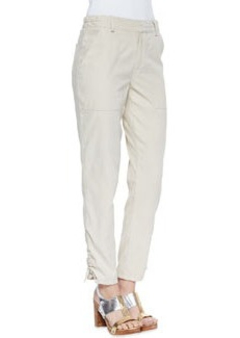 Nanette Lepore In A Trance Drawstring-Cuff Pants