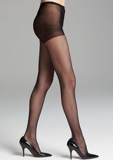 DKNY Tights - Softest Fishnet