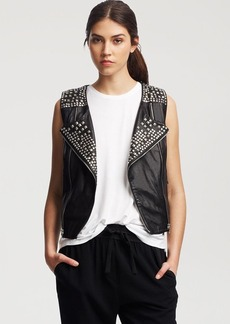 Kenneth Cole New York Harley Studded Vest