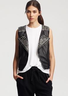 Kenneth Cole New York Harley Studded Vest