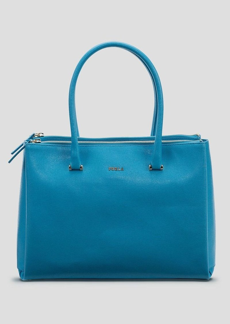 furla furla tote lotus l carryall handbags shop it to me. Black Bedroom Furniture Sets. Home Design Ideas