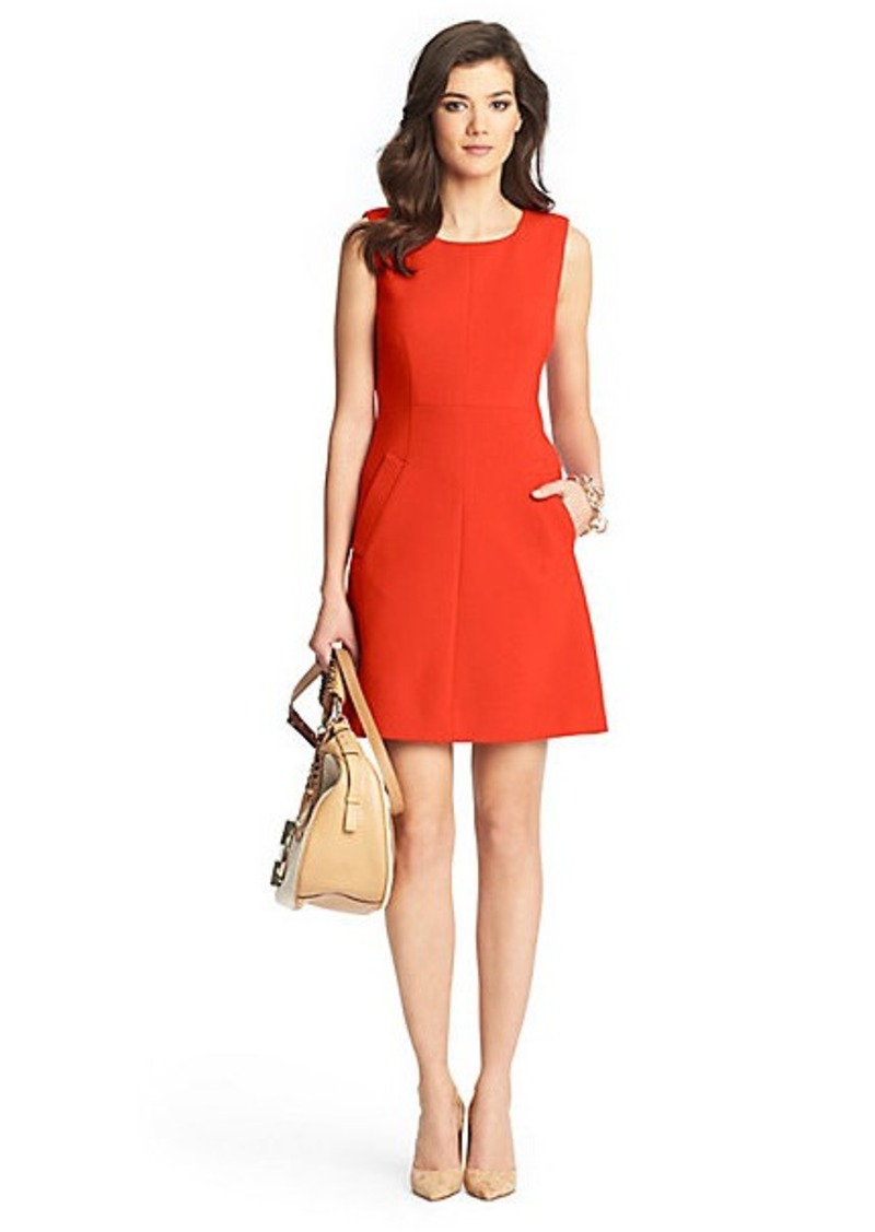 Carpreena Mini A-Line Ceramic Dress