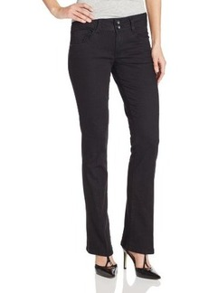 Democracy Women's Itty Bitty Boot Cut Jeans