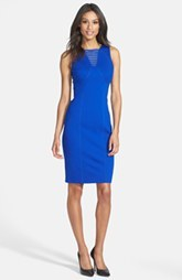 Cynthia Steffe 'Kali' Ponte Sheath Dress