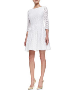Lilly Pulitzer Lori XOXO Lace Dress