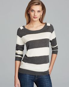 Joie Sweater - Bronx Stripe