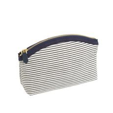 Stripe medium pouch