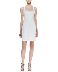 Nanette Lepore Sizzling Sweetheart-Neck Sleeveless Dress