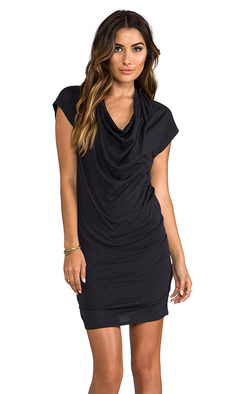 Soft Joie Fame Dress in Charcoal