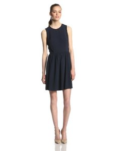 French Connection Women's Picnic Check Dress