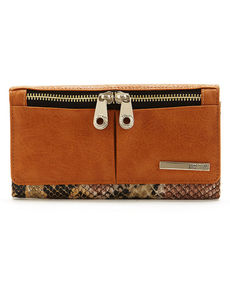 Kenneth Cole Reaction Wallet, Wooster Street Trifold Flap Clutch